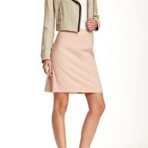 Theory Nude Wool skirt - Excellent Condition